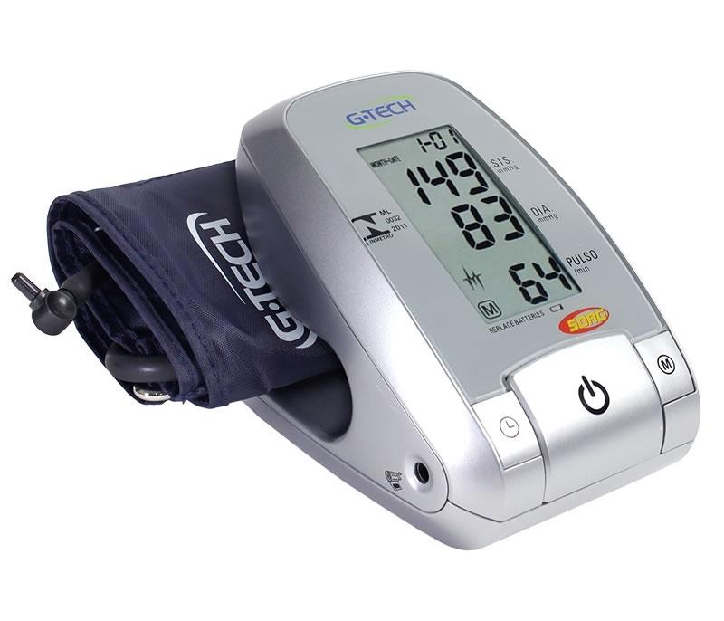 Aparelho de Pressão de Braço G-Tech MA100