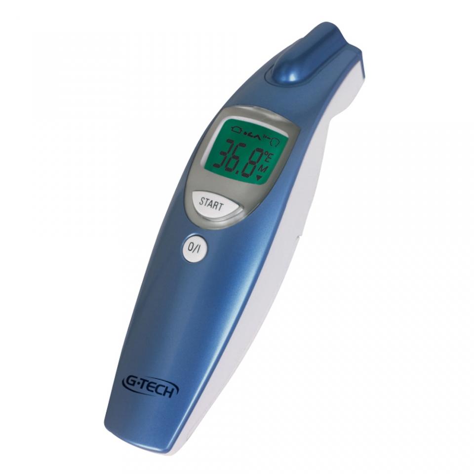 Termômetro Digital de Testa G-Tech
